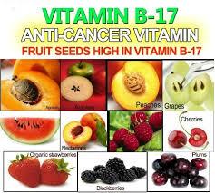 Where You Can Find Vitamin B17