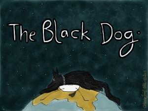 shit men for blog black dog