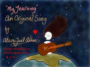 my yearning original song by alexa allen